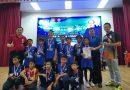 Kejohanan Bola  Tampar Jemputan Kebangsaan  Bawah 11 Tahun BCRC Cup Kali ke-5 2019