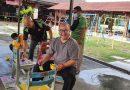 Gotong royong sempena Pertandingan Sekolah  Hijau 2020