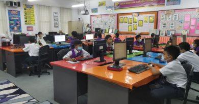 Pentaksiran Kompetensi Literasi Tahun 5  (5 – 8 Oktober 2020)